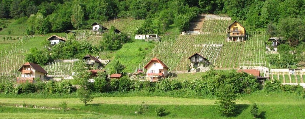 VINEYARD COTTAGES SLOVENIA