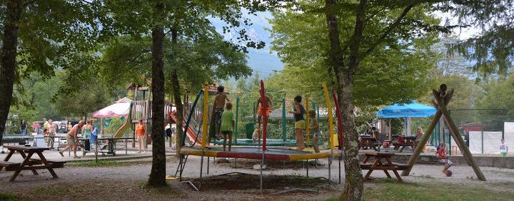 Kamp Nadiža camping
