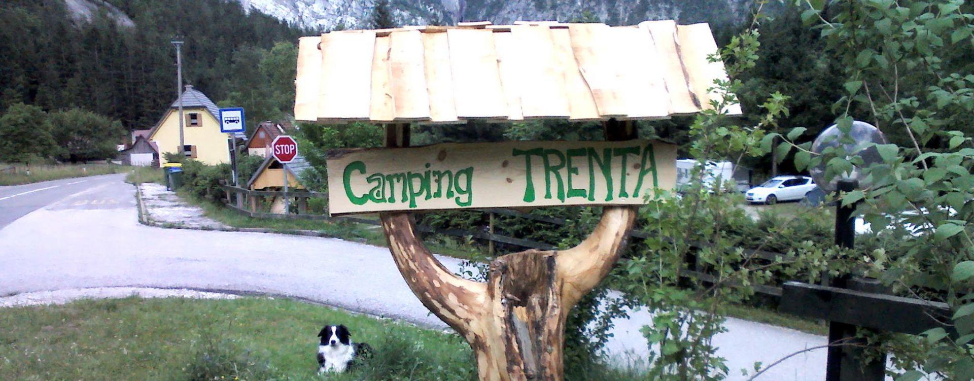Camping Trenta Soca valley
