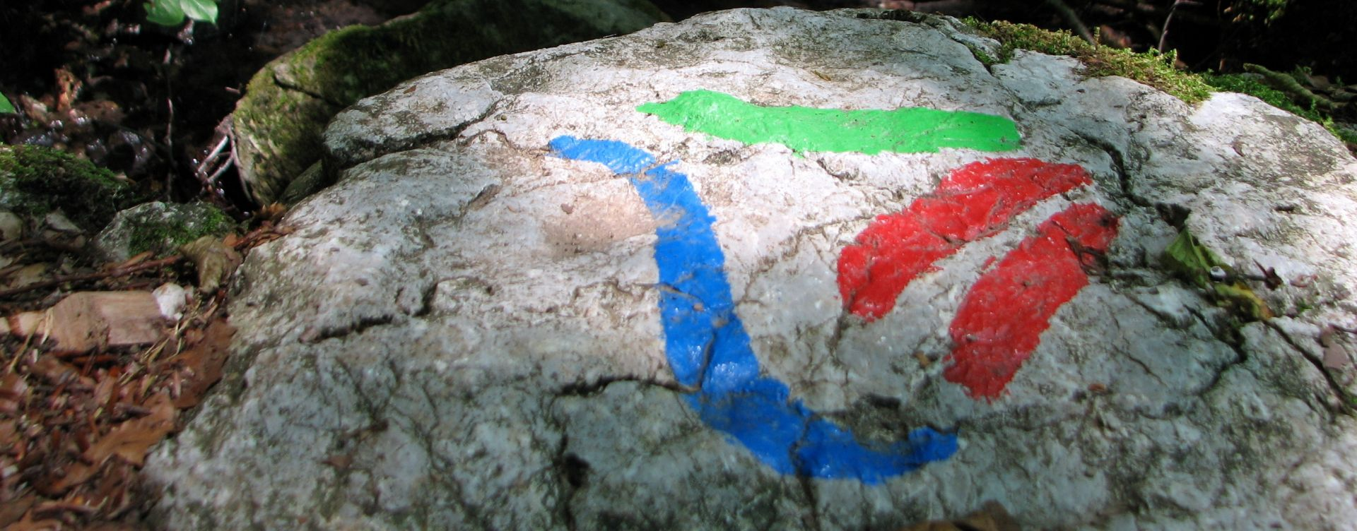Alpe Adria Trail Slovenia