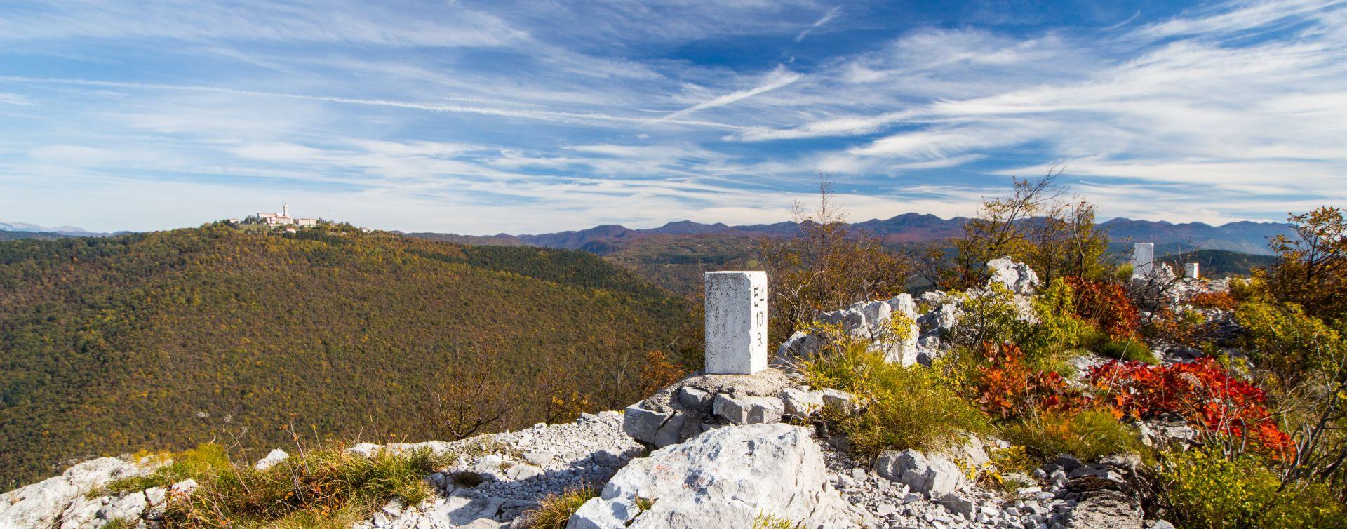hike sabotin slovenia