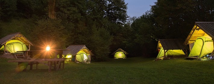 Eco place camping Soca valley
