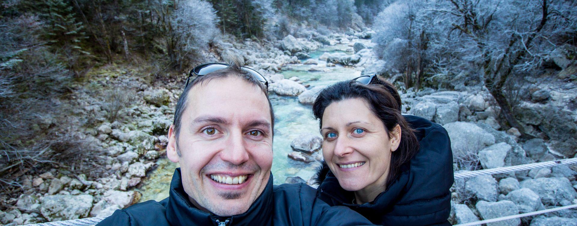 soca valley selfie