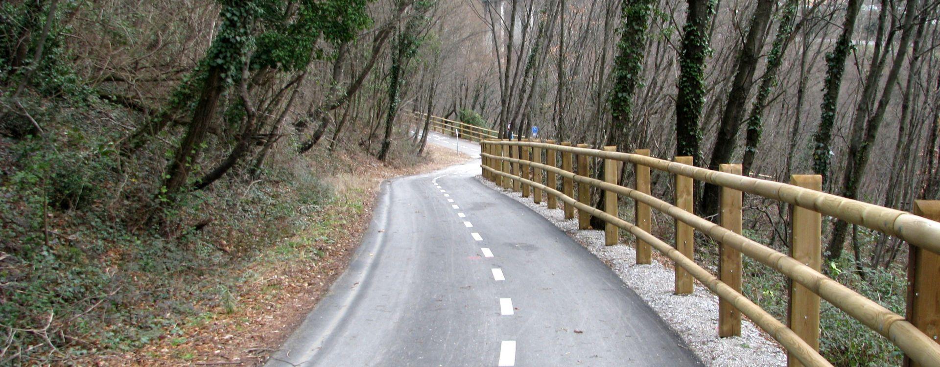 hiking biking Soca valley