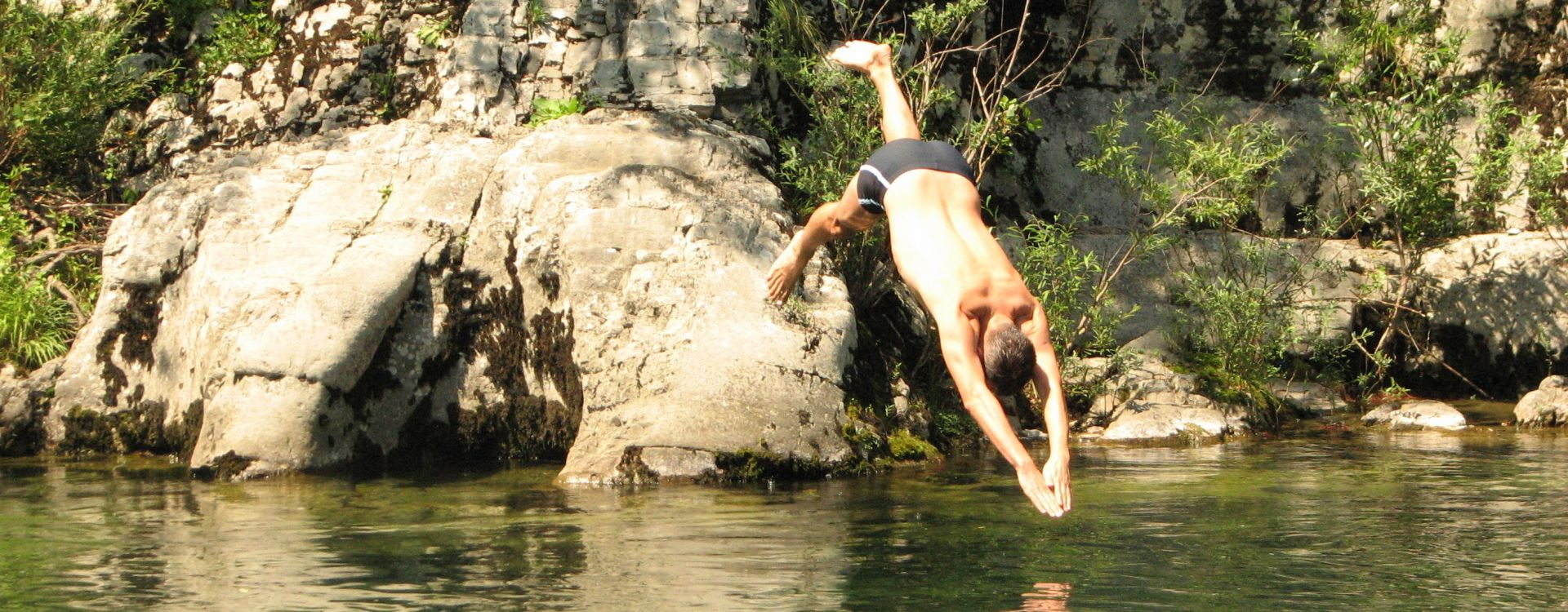 Where to cool down in Soca valley?