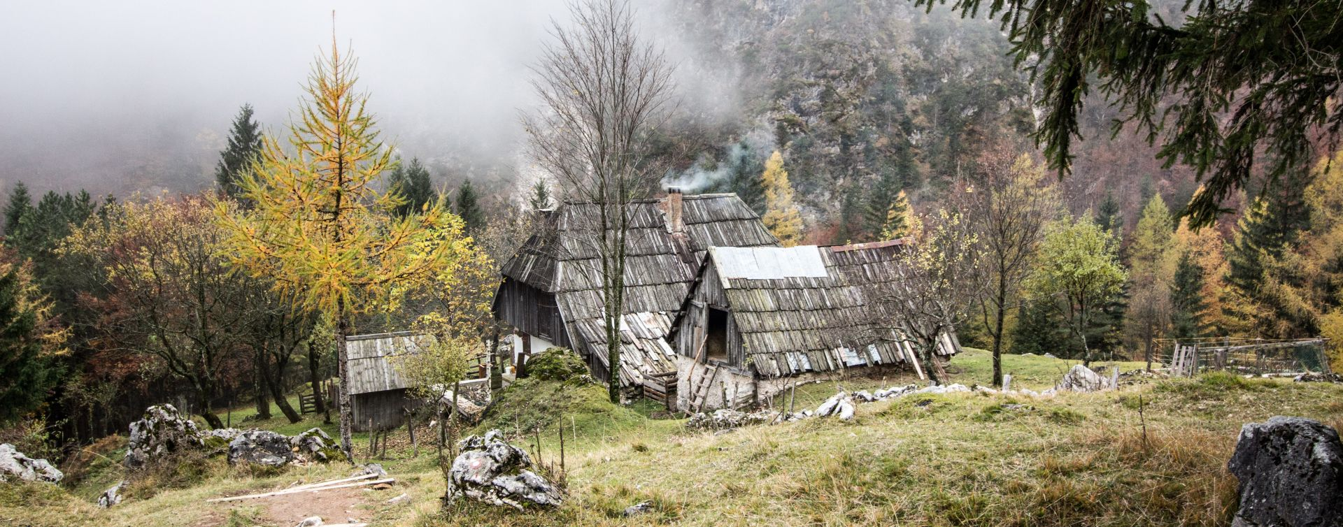 Slovenia best walks in the autumn