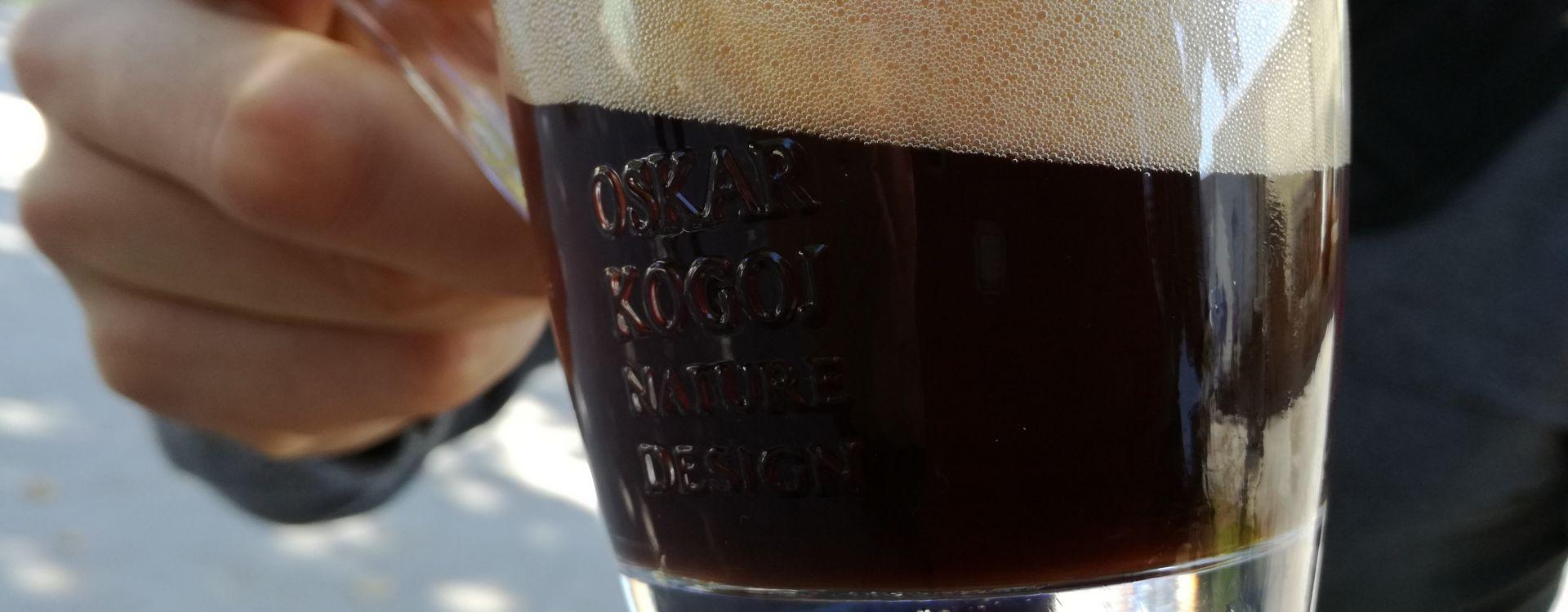 beer fountain slovenia