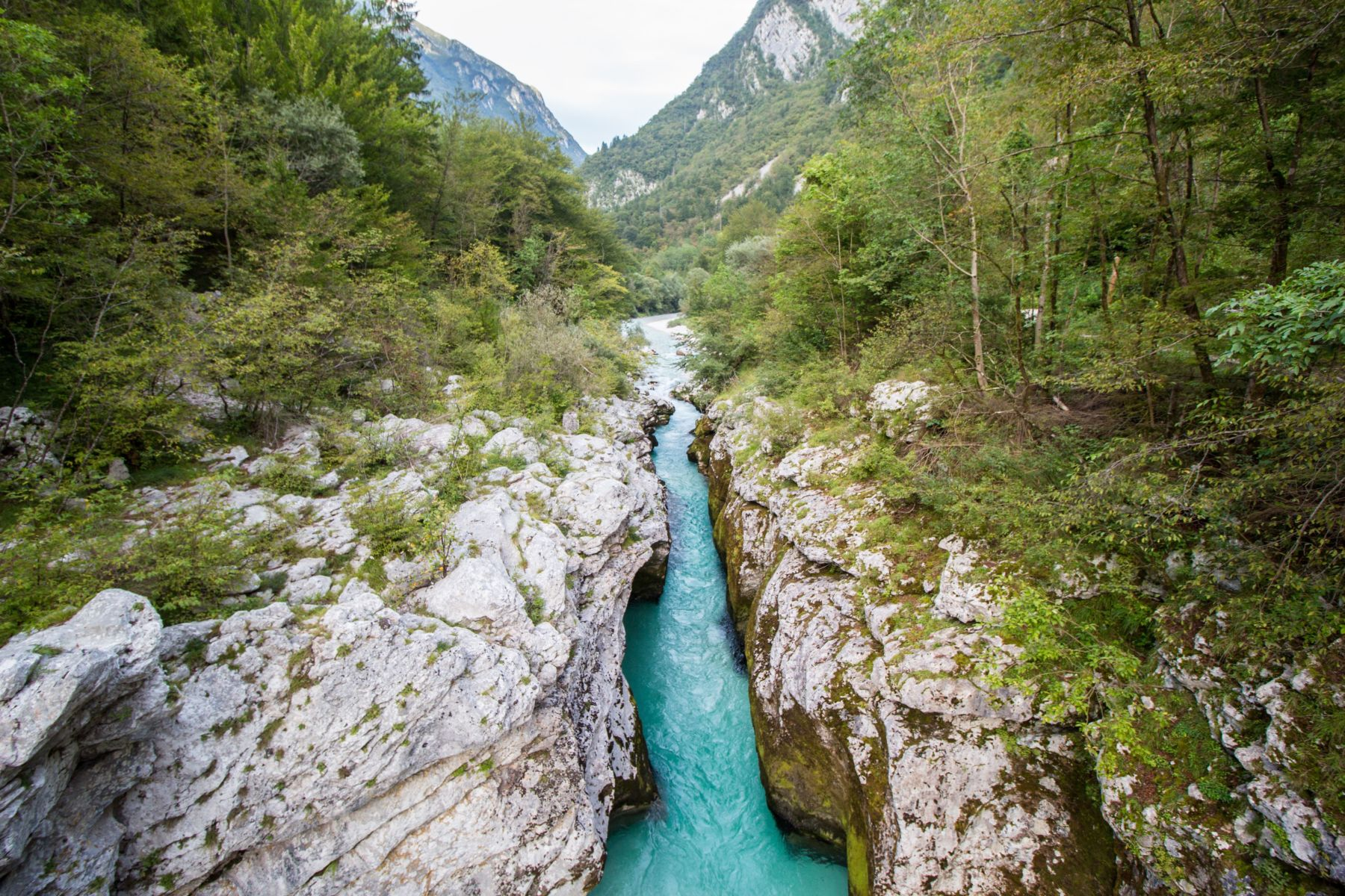 Soca valley gorges - Slocally