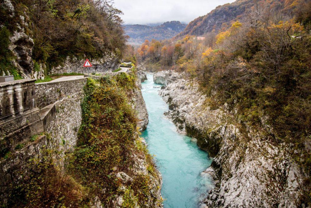 Soca valley gorges - Slocally