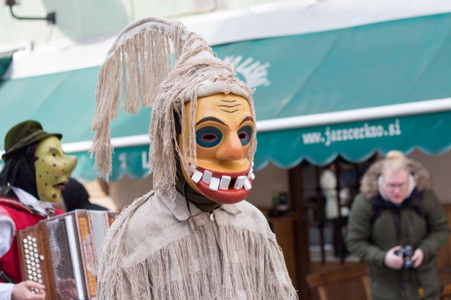 Laufarija carnival in Cerkno - Slocally