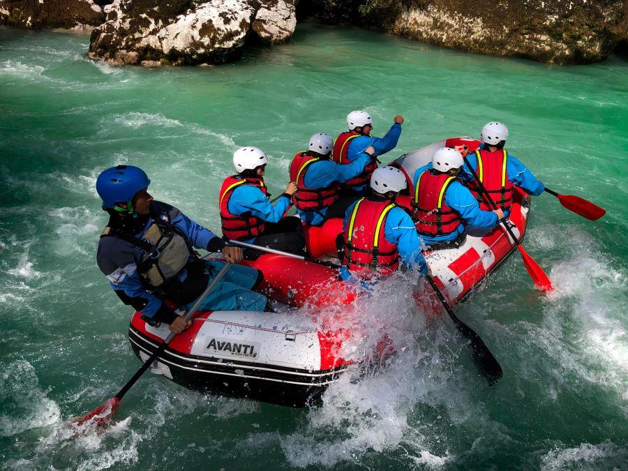 Go rafting