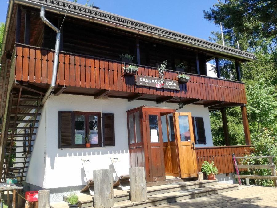 Juliana trail from Jesenice to Begunje na Gorenjskem stage 3